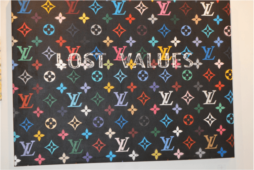 lost values